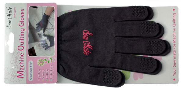 Siesta Frames Limited Quilting Gloves with finger grips : machine quilting gloves - Adamdwight.com